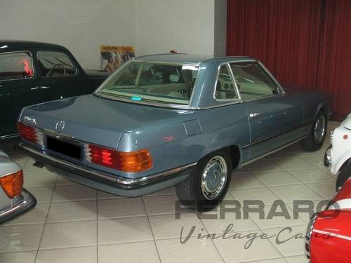 1971 Mercedes 350SL R107 SOLD (picture 4 of 6)