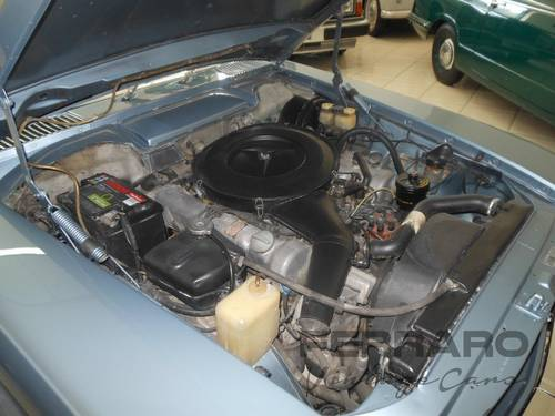 1971 Mercedes 350SL R107 For Sale (picture 6 of 6)