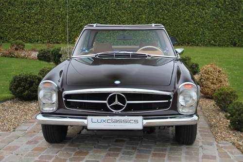 1968 Mercedes Benz 280SL W113 Pagoda  For Sale (picture 2 of 6)