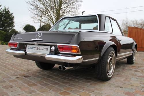 1968 Mercedes Benz 280SL W113 Pagoda  For Sale (picture 3 of 6)