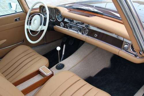 1968 Mercedes Benz 280SL W113 Pagoda  For Sale (picture 5 of 6)