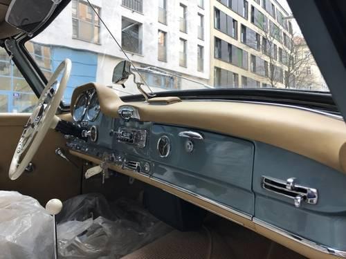 1956 Frame-off restored Mercedes-benz 190 SL in Original  For Sale (picture 3 of 6)