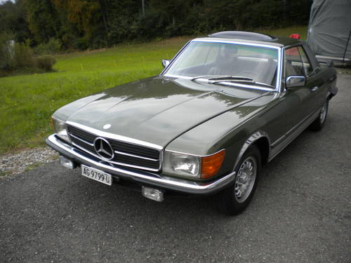 1977 Mercedes 280 SLC for sale For Sale (picture 2 of 5)
