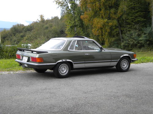 1977 Mercedes 280 SLC for sale For Sale (picture 5 of 5)