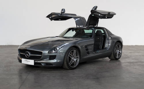 2010 Mercedes SLS AMG For Sale (picture 2 of 6)