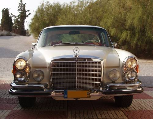 1970 Mercedes-Benz 280 3.5 Coupe, awarded recent restoration For Sale (picture 1 of 6)