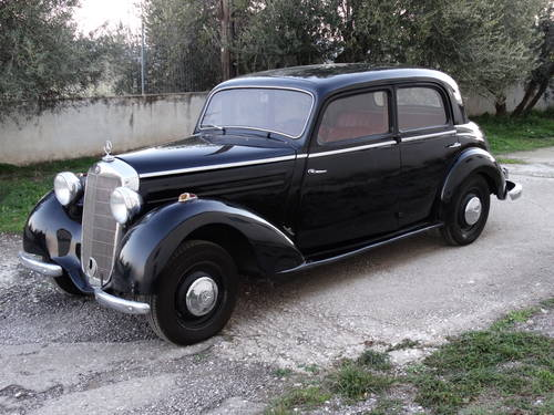 1953 Mercedes-Benz 170 S-V For Sale (picture 1 of 6)