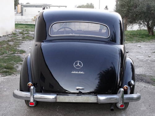 1953 Mercedes-Benz 170 S-V For Sale (picture 3 of 6)