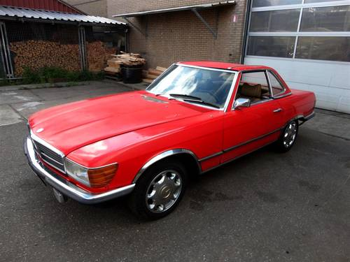 1972 Mercedes 350SL For Sale (picture 1 of 6)