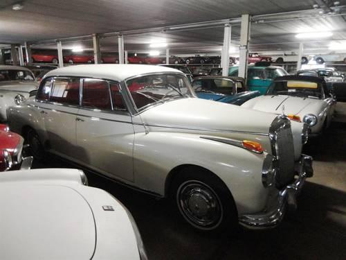 1960 Mercedes 300 Dora For Sale (picture 1 of 6)