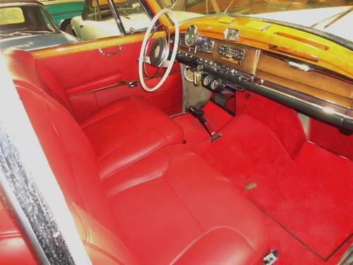 1960 Mercedes 300 Dora For Sale (picture 4 of 6)