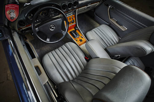 1982 Mercedes Benz 500 SL  SOLD (picture 6 of 6)
