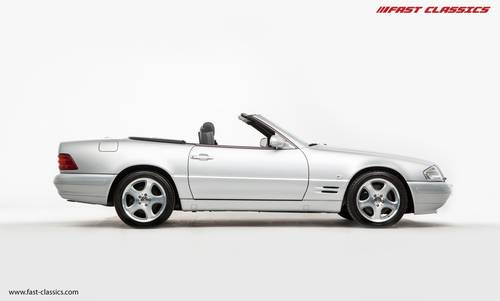 2000 Mercedes SL320 // Just 28k miles SOLD (picture 1 of 6)