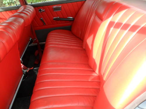 MERCEDES 230s 1966 For Sale (picture 6 of 6)