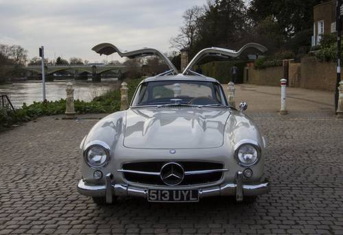 1955 Mercedes-Benz 300 SL Gullwing For Sale (picture 2 of 6)