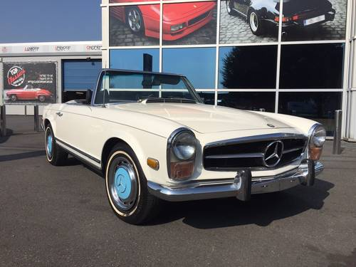 1968 Very nice Pagode 280 SL For Sale (picture 1 of 6)