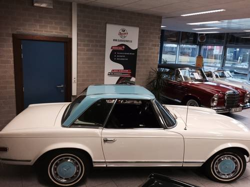 1968 Very nice Pagode 280 SL For Sale (picture 4 of 6)