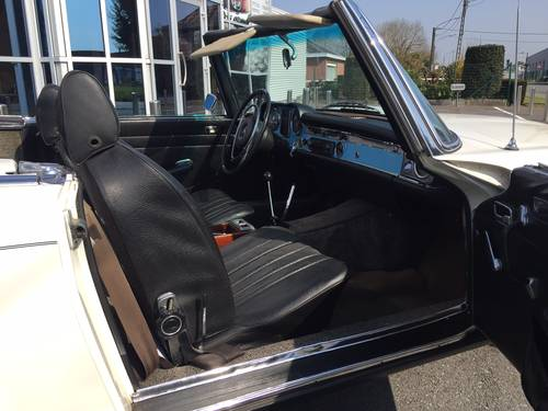 1968 Very nice Pagode 280 SL For Sale (picture 5 of 6)