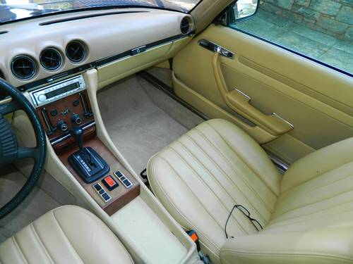 1975 Mercedes 280SLC Auto/ Air Con For Sale (picture 6 of 6)