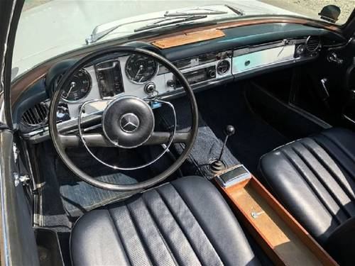 1964 Mercedes 230SL Roadster  For Sale (picture 4 of 6)