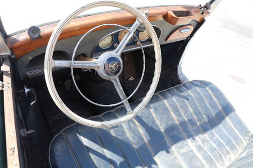 1938 Mercedes-Benz 170V Cab A For Sale (picture 4 of 5)