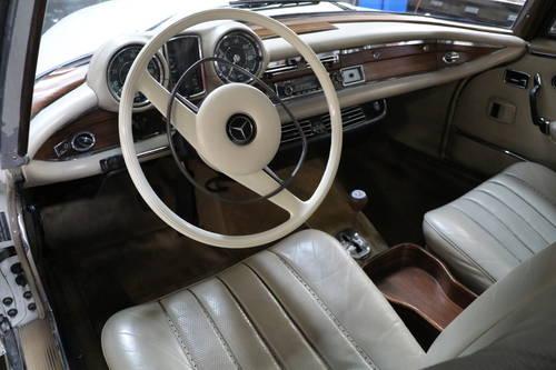 1967 Mercedes-Benz 250SE Cabriolet For Sale (picture 3 of 4)