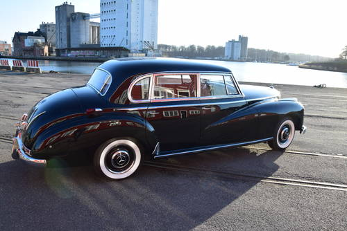 """1956 Mercedes 300C aut. """"Adenauer"""" - fully restored LHD For Sale (picture 2 of 6)"""