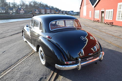 """1956 Mercedes 300C aut. """"Adenauer"""" - fully restored LHD For Sale (picture 4 of 6)"""