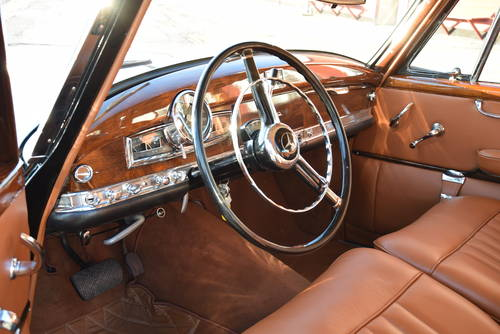 """1956 Mercedes 300C aut. """"Adenauer"""" - fully restored LHD For Sale (picture 5 of 6)"""