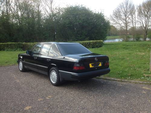 Mercedes 300 turbo diesel rhd 1989 For Sale (picture 3 of 6)
