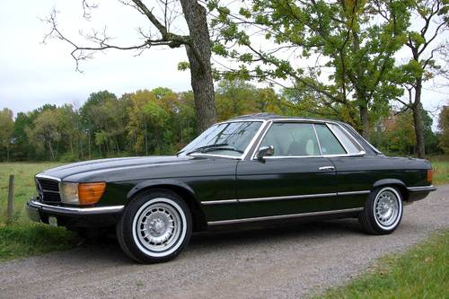 1975 MB 280 SLC  For Sale (picture 1 of 6)