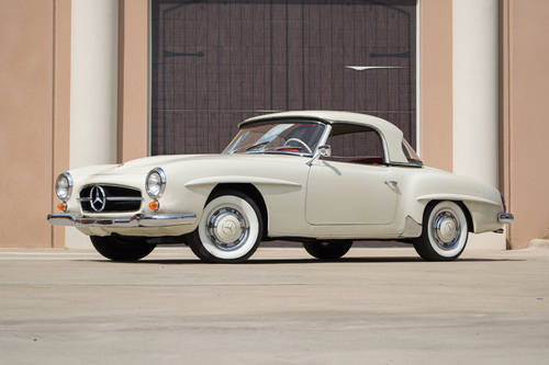 1961 Mercedes-Benz 190SL  For Sale (picture 1 of 5)