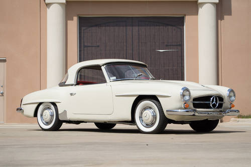 1961 Mercedes-Benz 190SL  For Sale (picture 2 of 5)