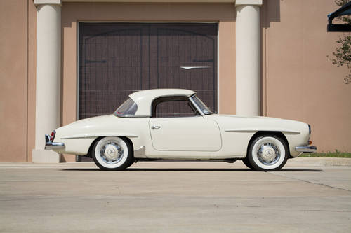 1961 Mercedes-Benz 190SL  For Sale (picture 3 of 5)