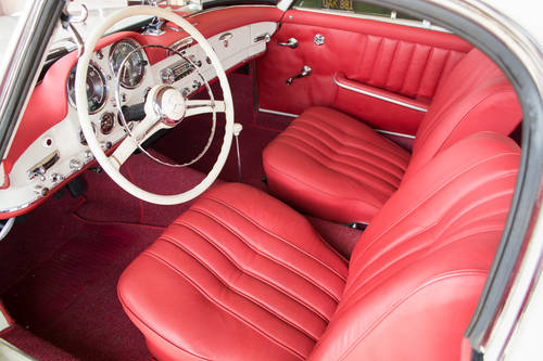 1961 Mercedes-Benz 190SL  For Sale (picture 4 of 5)