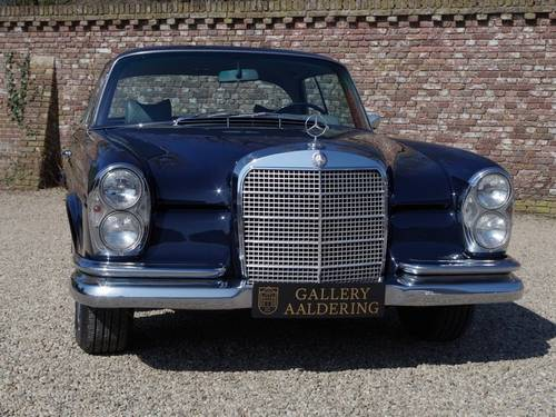 1969 Mercedes Benz 280SE Coupe For Sale (picture 5 of 6)