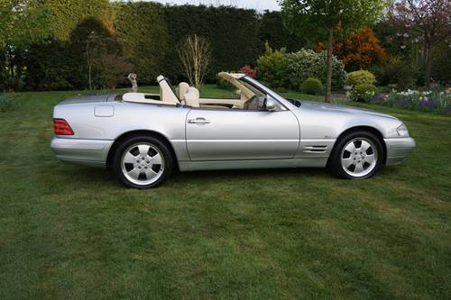 1999 SL320 R129   **32,000 Miles Only ** For Sale (picture 3 of 6)
