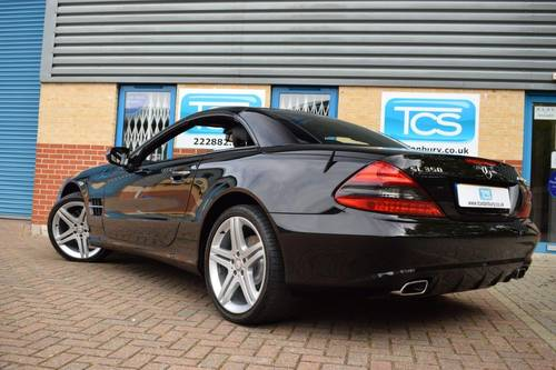 2012 Mercedes SL350 AMG Panoramic Sunroof SOLD (picture 2 of 6)