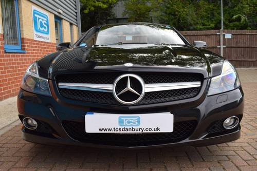 2012 Mercedes SL350 AMG Panoramic Sunroof SOLD (picture 4 of 6)