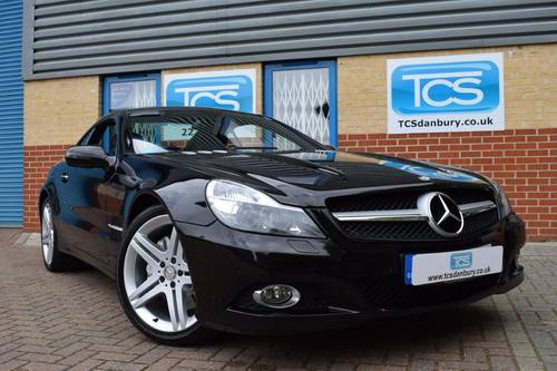 2012 Mercedes SL350 AMG Panoramic Sunroof SOLD (picture 1 of 6)