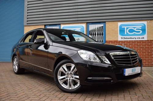 2013 Mercedes E250 CDI Avantgarde Saloon Automatic SOLD (picture 1 of 6)