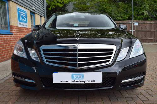 2013 Mercedes E250 CDI Avantgarde Saloon Automatic SOLD (picture 4 of 6)