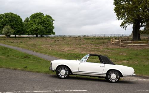 1965 Mercedes Benz 230SL Pagoda RHD UK Car W113 SOLD (picture 5 of 6)