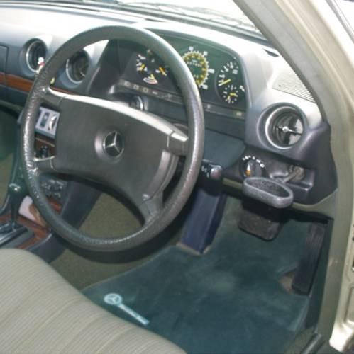 1985 MERCEDES  W123 230 TE AUTO. 7 SEATER ESTATE. For Sale (picture 6 of 6)