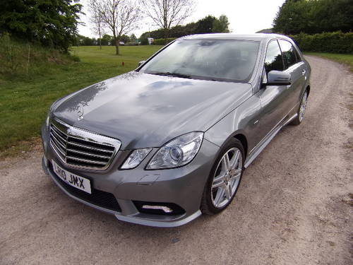 2010 Mercedes -Benz E350 3.0 CDi Auto Sport For Sale (picture 3 of 6)