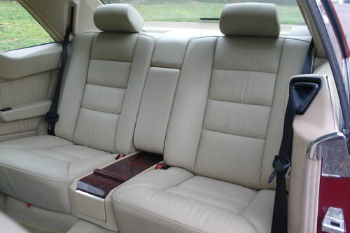 MERCEDES 220 CE AUTO..W124 COUPE..LOW MILES..FSH SOLD (picture 4 of 6)