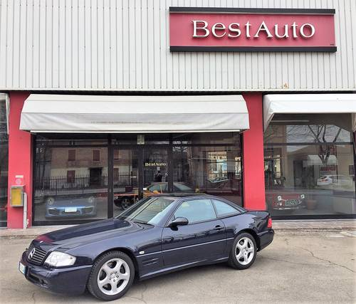 1999 Mercedes SL 320 V6 For Sale (picture 1 of 6)