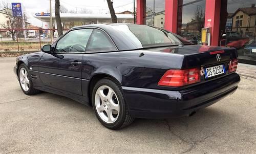 1999 Mercedes SL 320 V6 For Sale (picture 3 of 6)
