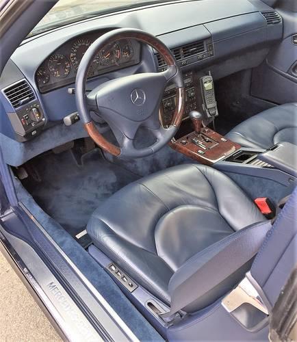 1999 Mercedes SL 320 V6 For Sale (picture 4 of 6)