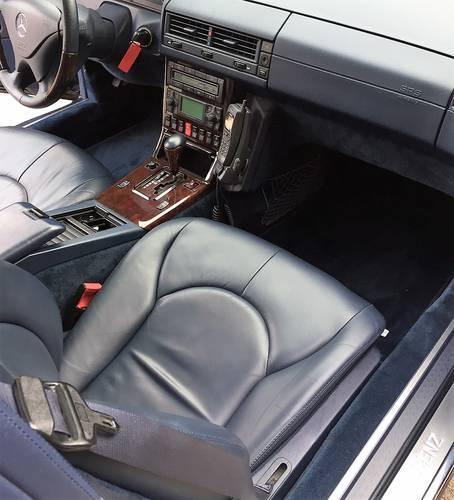 1999 Mercedes SL 320 V6 For Sale (picture 5 of 6)